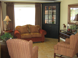 Hudson Creek Alzheimer's Special Care Center - Bryan, TX - Lounge