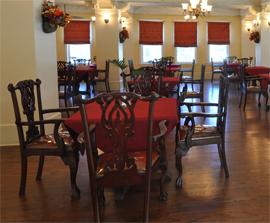 Hudson Manor - Tampa, FL - Dining Room