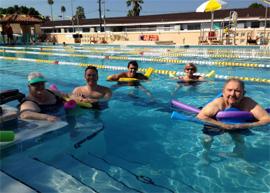 Hudson Manor - Tampa, FL - Swimming Class