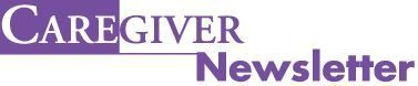 Caregiver Newsletter