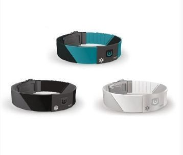 Negative-Ion Infused Medical ID Bracelet