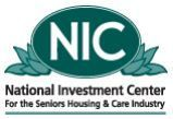 National Investment Center for the Seniors Housing & Care Industry