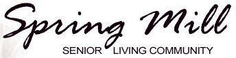 Spring Mill Senior Living Blog