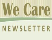 We Care Newsletter