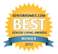2013 Best Senior Living Awards