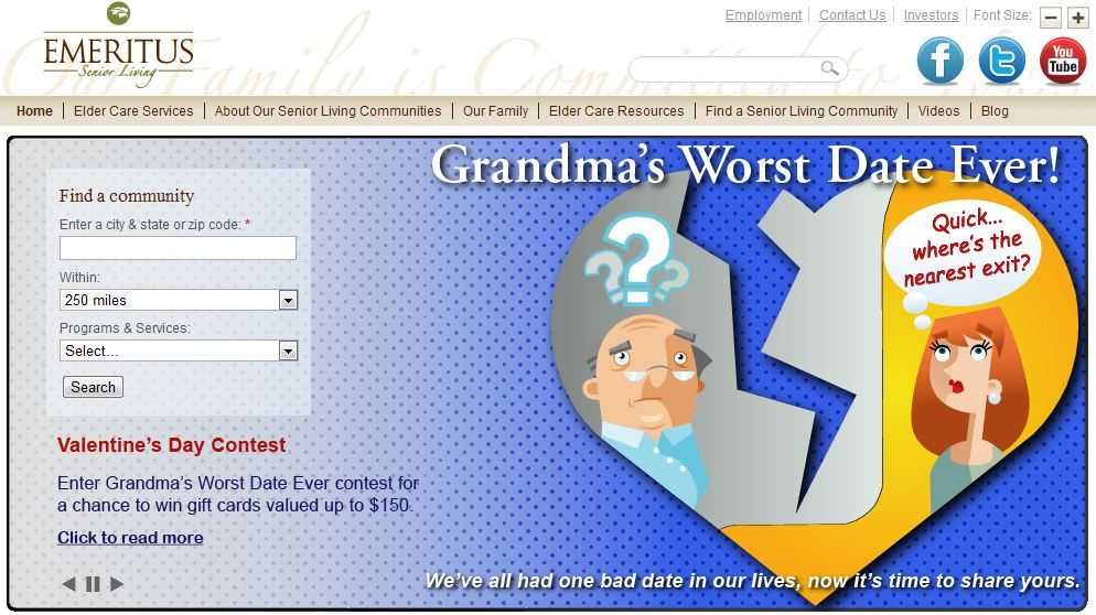 Emeritus Senior Living