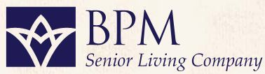 BPM Senior Living Company