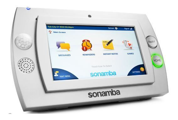 Sonamba Monitoring System