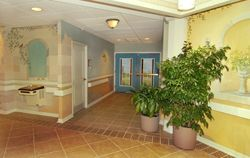 Alden Courts of Waterford - Aurora, IL - Hallway