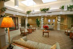 Alden Courts of Waterford - Aurora, IL - Lobby
