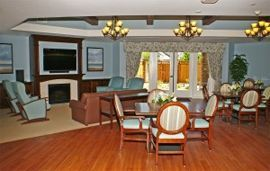 AltaVita Assisted Living Memory Care Centre - Longmont, CO - Common Room