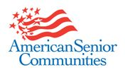 American Senior Communities - Logo