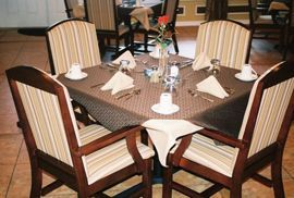 Arcadian Cove - Richmond, KY - Dining