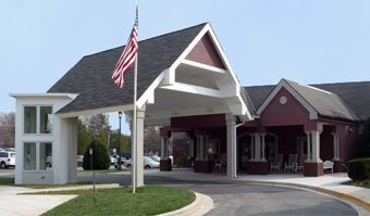 Aspenwood Senior Living Community - Silver Springs, Maryland - Exterior
