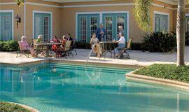 ... Aston Gardens At Pelican Marsh   Naples, FL   Outdoor Pool