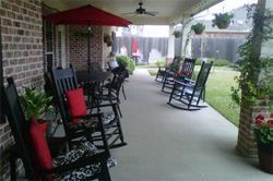 AutumnGrove Cottage in Champions - Spring, TX - Patio