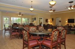 AutumnGrove Cottage in Humble, Texas - Common Area