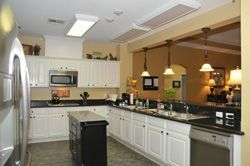 AutumnGrove Cottage in Humble, Texas - Kitchen