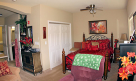 Autumn Wind Assisted Living - Winnsboro, TX - Bedroom