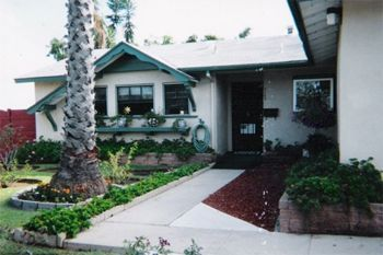 Baron's Residential Care - San Diego, CA - Exterior