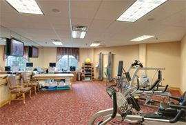 Barrington of West Chester, OH - Fitness Room