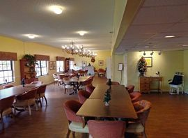 Bayside Terrace - Pinellas Park, FL - Dining Room
