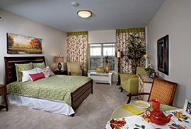 Attractive Assisted Living Belmont Village Hunters Creek   Houston, TX   Large Studio  Apartment Nice Look