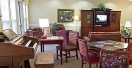 Belmont Village at Johns Creek - Suwanee, GA - Club Room