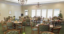 Belmont Village at Johns Creek - Suwanee, GA - Dining room