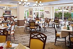 Belmont Village Turtle Creek - Dallas, TX - Dining Room