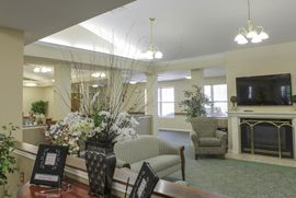 Bennett Place - New Albany, IN - Lounge