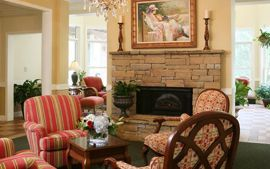 Bickford of Alpharetta, GA - Living Room