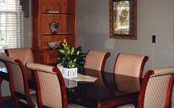 Bickford of Crawfordsville - Crawfordsville, IN - Private Dining Room