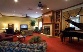 Bickford of Midland, MI - TV Lounge