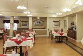 Bliss Place - Bedford, IN - Dining Room