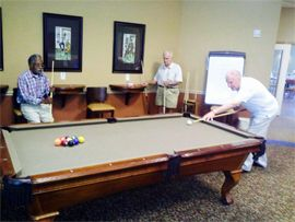 Brentwood at Fore Ranch - Ocala, FL - Billiards Room