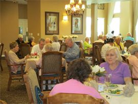 Brentwood at Fore Ranch - Ocala, FL - Dining Room