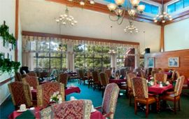 Brookdale Chanate - Santa Rosa, CA - Dining Room