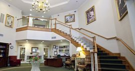 Brookdale South Charlotte, NC - Lobby