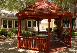 Brookdale Sterling Court - Roseville, CA - Gazebo