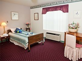 Cambridge Square Assisted Living - Rosenberg, TX - Apartment