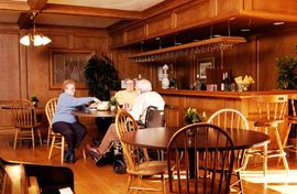 Carmel Health and Living Community - Dining Room