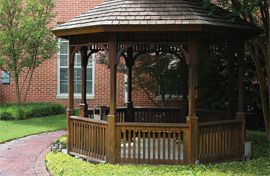 Caruth Have Court - Dallas, TX - Gazebo