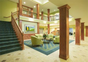 Champions Cove - Duncanville, TX - Lobby