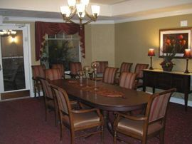Brookdale Murrieta - Brookdale, CA - Private Dining Room