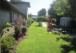 Chateau Gardens Memory Care - Springfield, OR - Courtyard