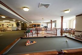 Chateau of Batesville, IN - Billiards Table