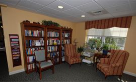 Chestnut Knoll - Boyertown, PA - Library