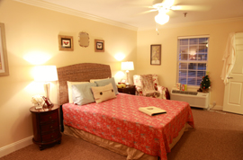 Commonwealth Assisted Living at Chesterfield - Chesterfield, VA - Bedroom