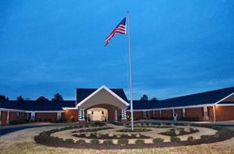 Commonwealth Assisted Living at Chesterfield - Chesterfield, VA - Exterior